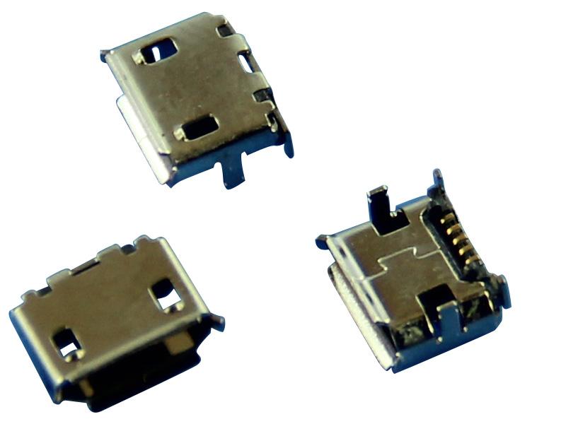 I / O Connectors