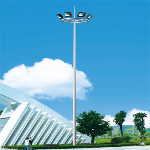 High pole lamp